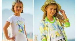 Весенние тенденции в моде для детей