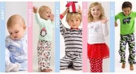 Определяем размер одежды ребенка