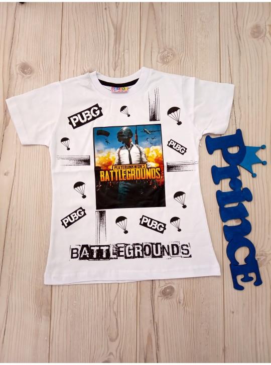 Футболка Battlegrounds для мальчика