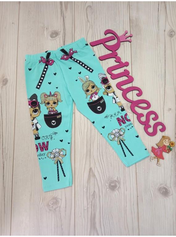 Модные бриджи для девочки LOL