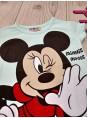 Детская футболка для девочки Минни Маус