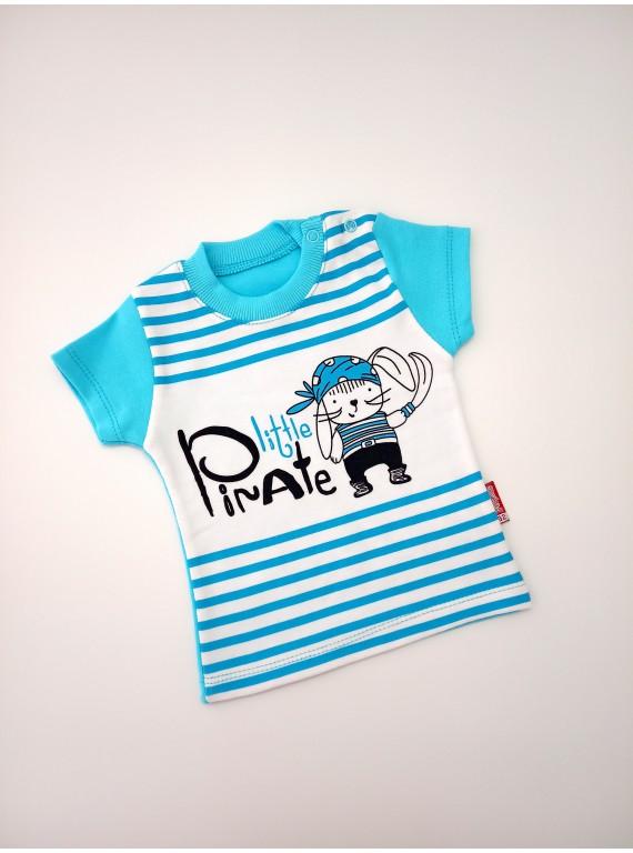 Красивая футболка для мальчика Pirate
