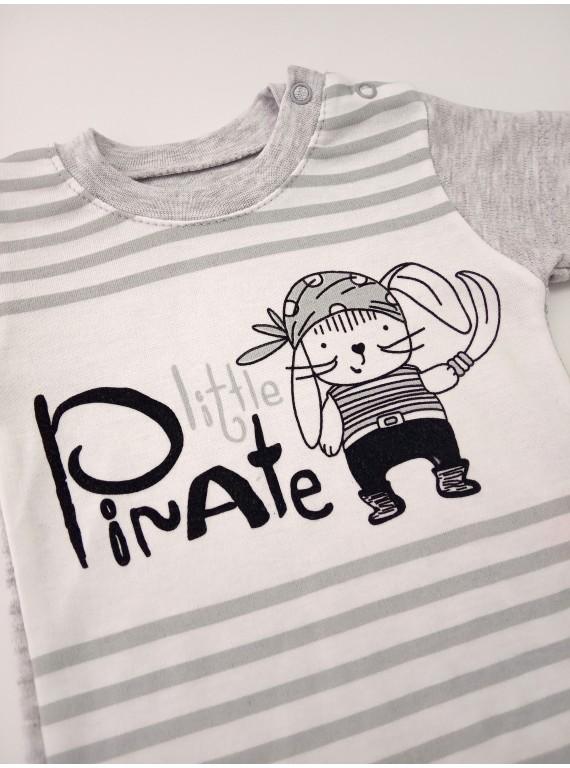 Модная футболка для мальчика Pirate