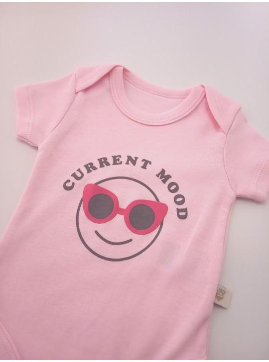 Боди для новорожденных девочек Smiley