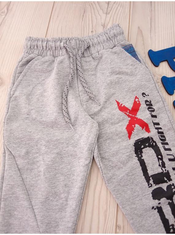Детские спортивные штаны на мальчика 5-7 лет