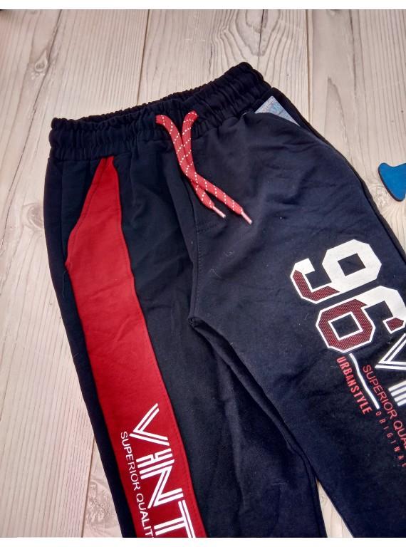 Стильные спортивные штаны на мальчика 9-12 лет
