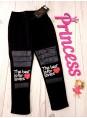 Модные для девочки детские лосины на флисе